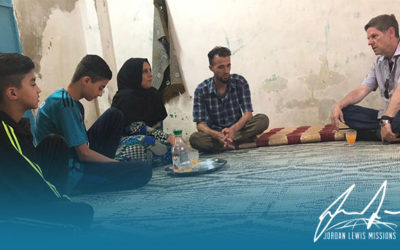 Reaching Refugees with the Gospel
